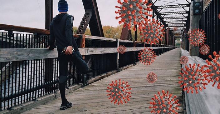 Riprendere l'attività sportiva dopo il lockdown dovuto al Coronavirus